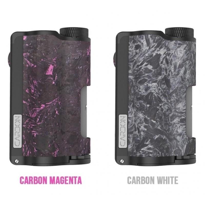 Dovpo Topside Dual Carbon Farben Carbon Magenta und Carbon White