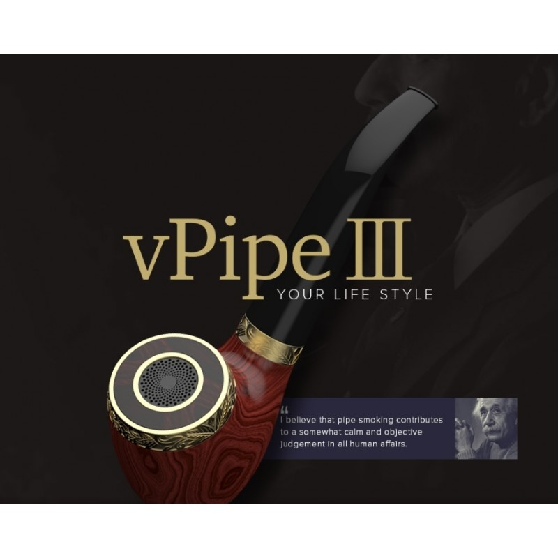Vapeonly vPipe 3 Rosewood Intro