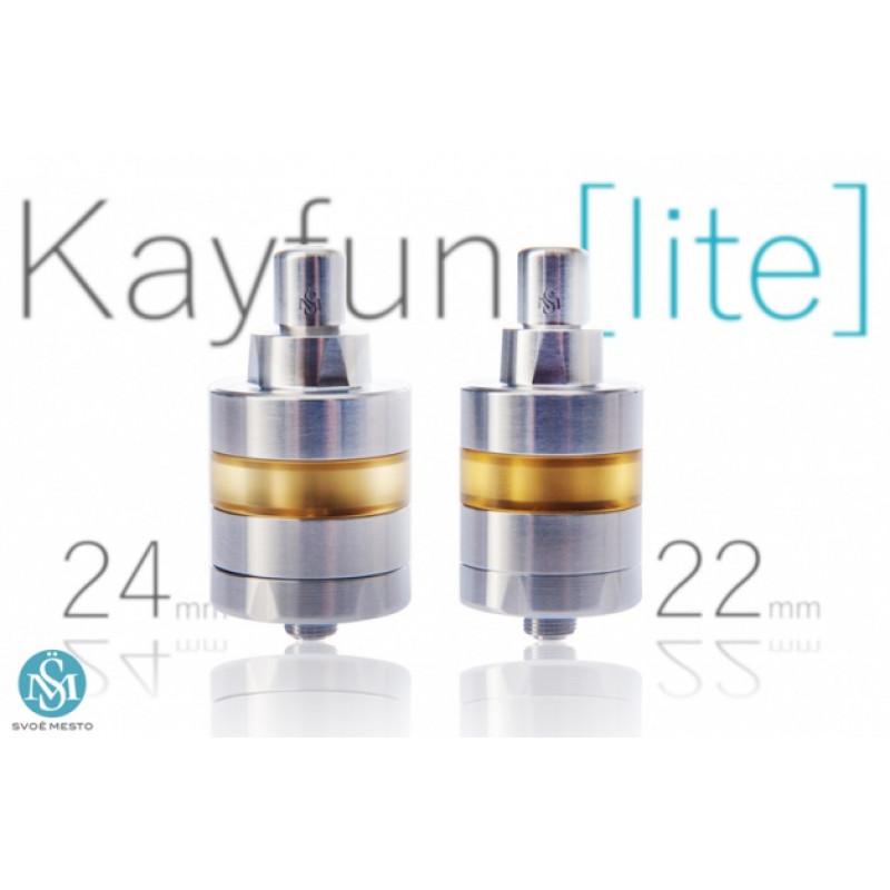 Svoe Mesto Kayfun Lite 22mm Intro