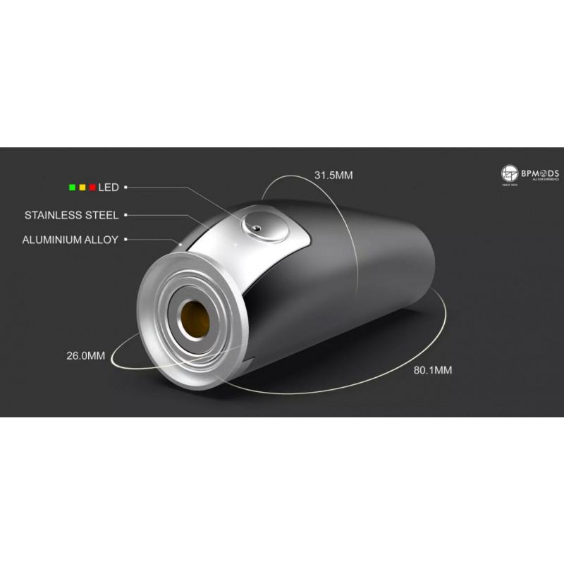 BP Mods Hilt MOSFET Spezifikationen