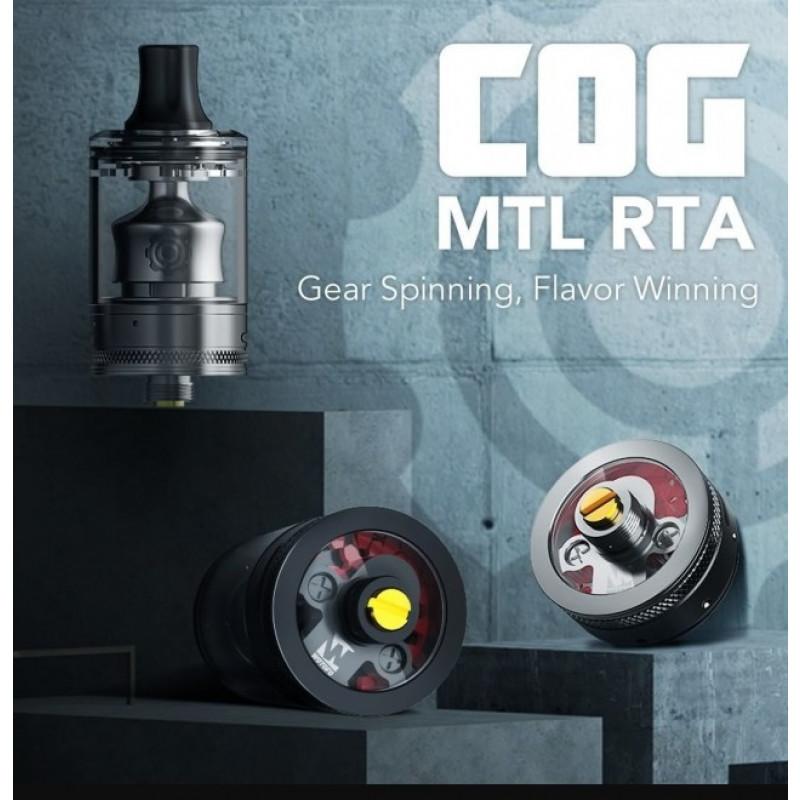 Wotofo COG MTL RTA Intro