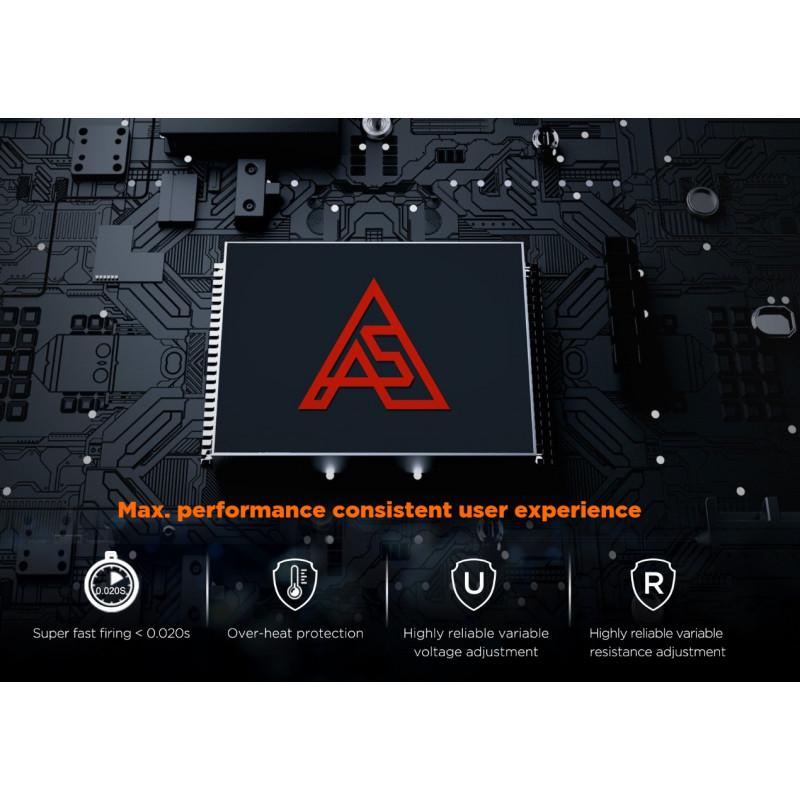 Geekvape Aegis Max Mod Schutzfunktionen