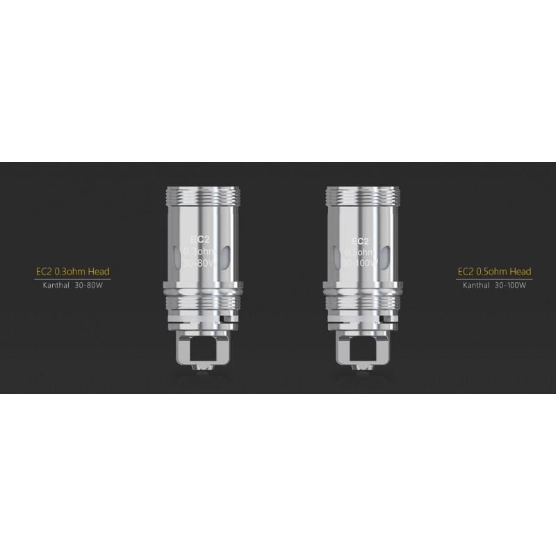 Eleaf EC2 Coils Versionen