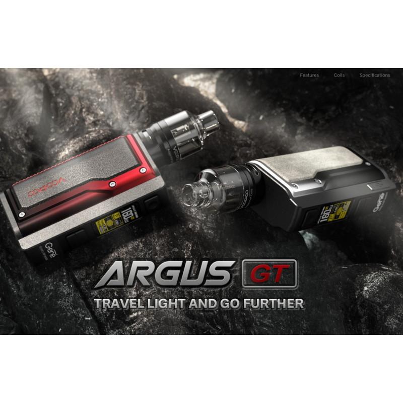 Voopoo Argus GT Mod Intro