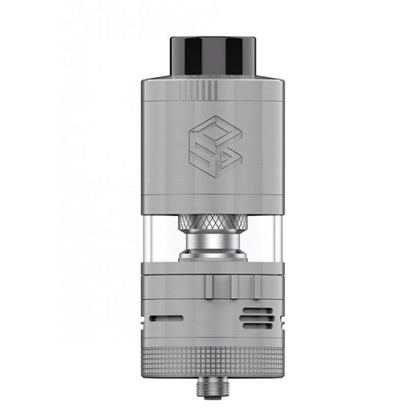 Steam Crave Aromamizer Plus V2 RDTA Advanced Kit Ansicht Edelstahl