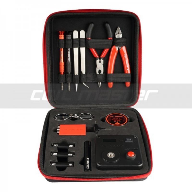 Coil Master DIY Kit V3 offen2