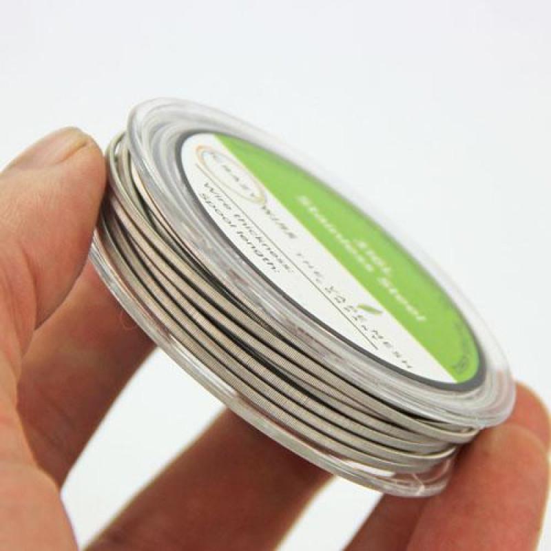 Crazy Wire Flapton Draht SS316
