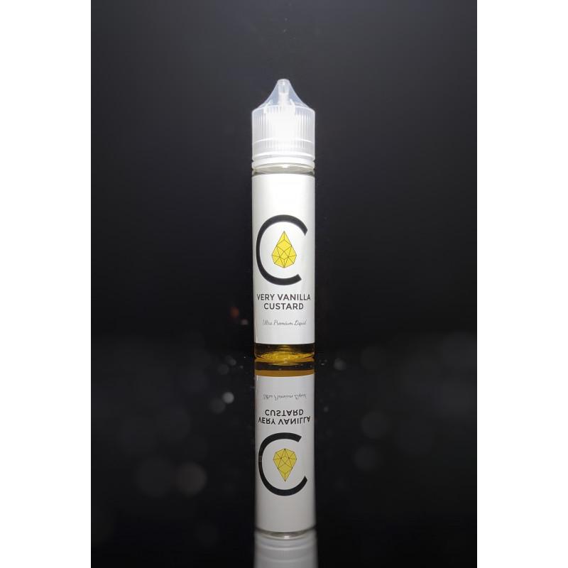 Code Vapor - Very Vanilla Custard
