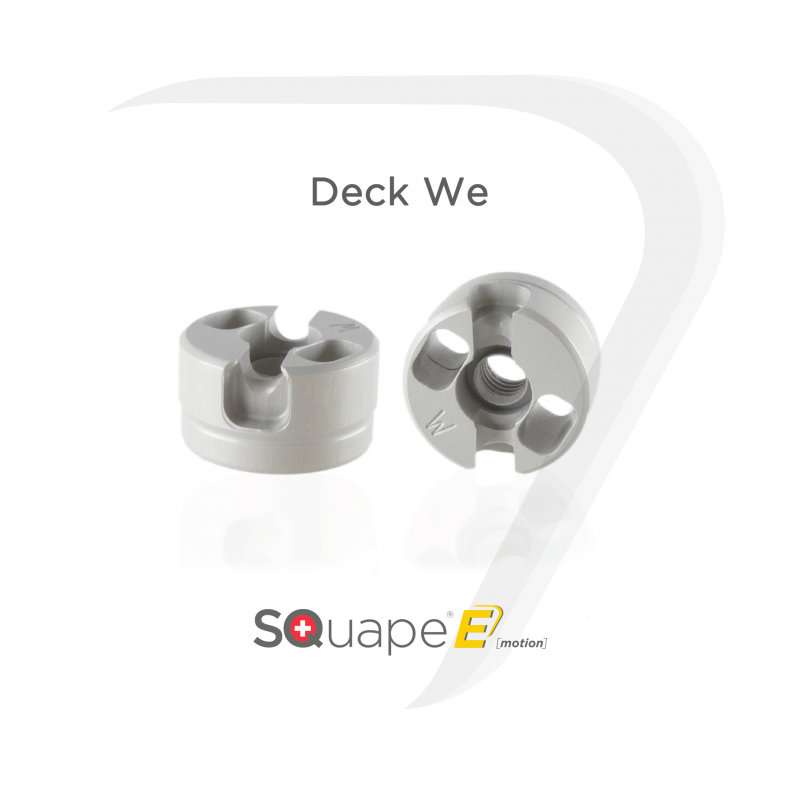 SQuape E[motion] 2.0ml WE Deck