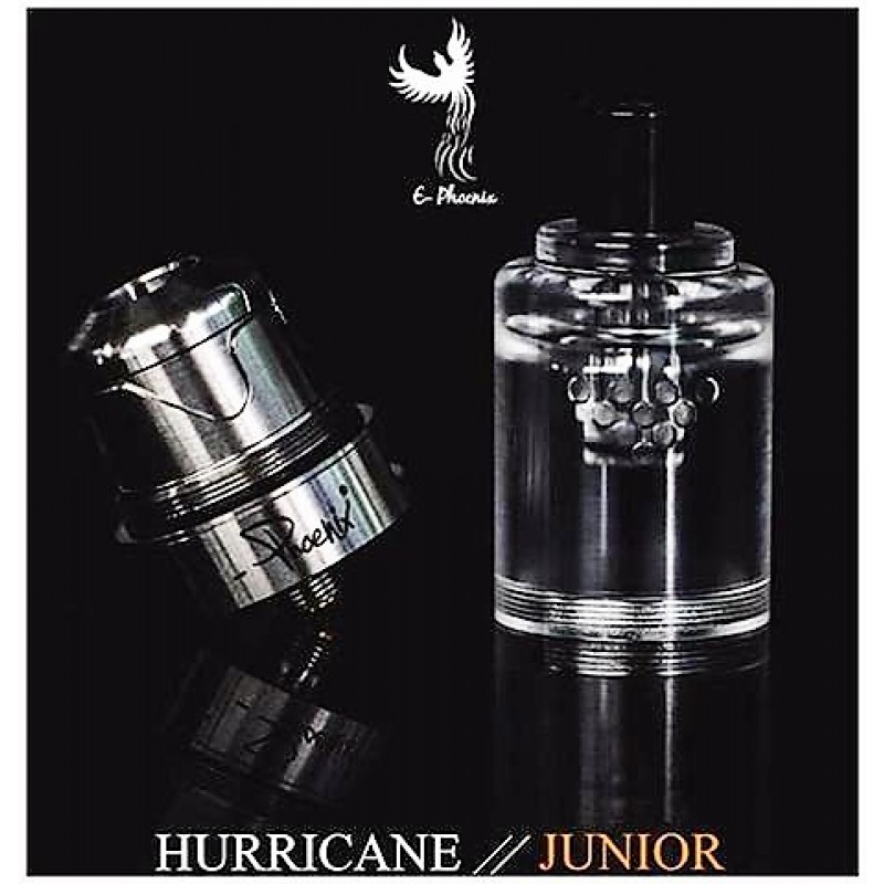Der E-Phoenix Hurricane Junior tank