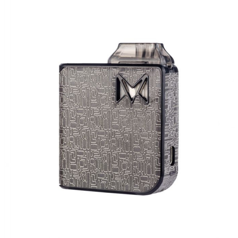 Smoking Vapor Mi-Pod Digital Grey