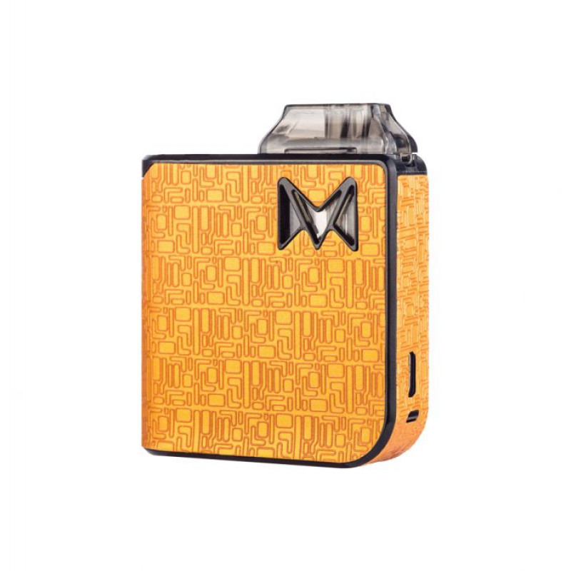 Smoking Vapor Mi-Pod Digital Orange