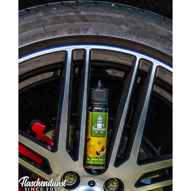 Flaschendunst Tropic Tea 60ml im Rad