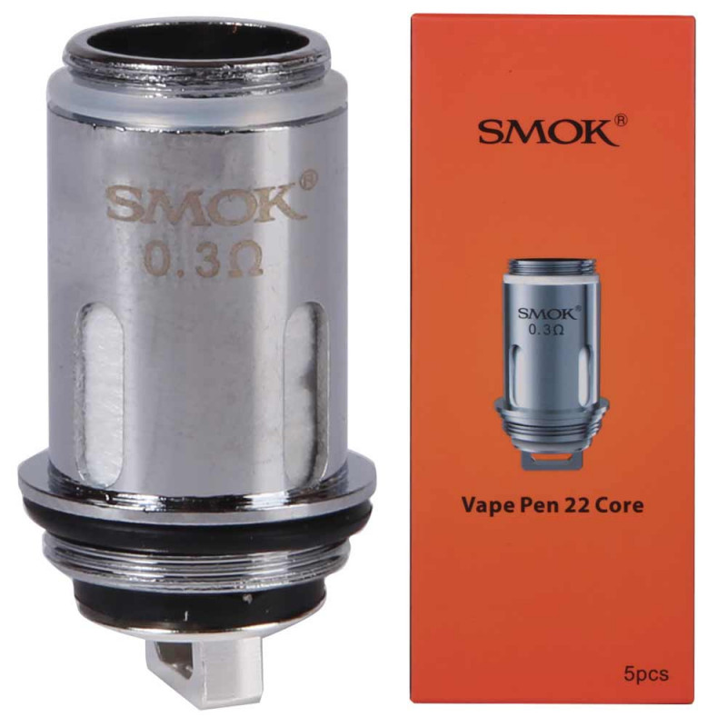 Smok Vape Pen 22 Dual Core Ersatzcoil