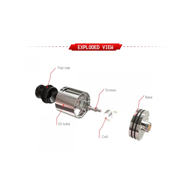 Ehpro Dripper of Kit 101 teile