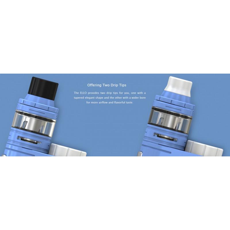 Eleaf iStick Pico 25 mit Ello drip tips