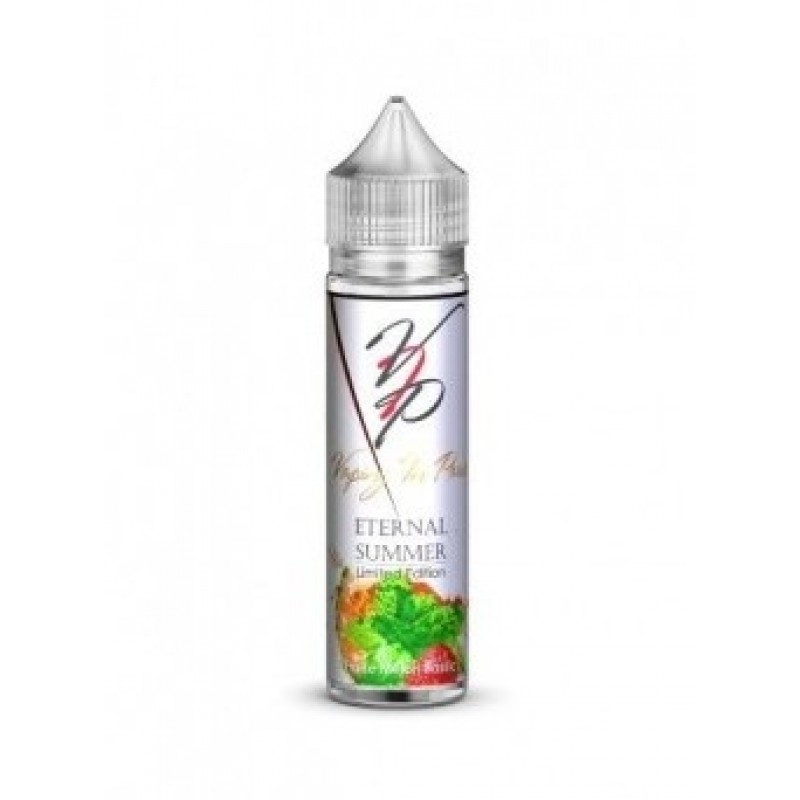 Vaping in Paris Eternal Summer Fraise Melon Basilic
