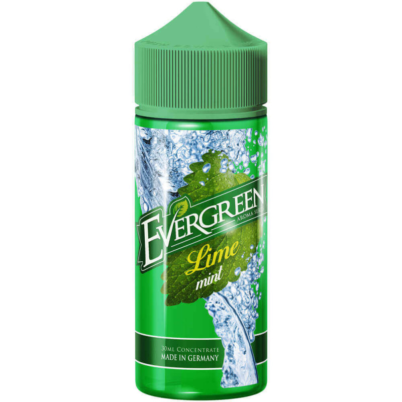 Evergreen Lime Mint Longfill