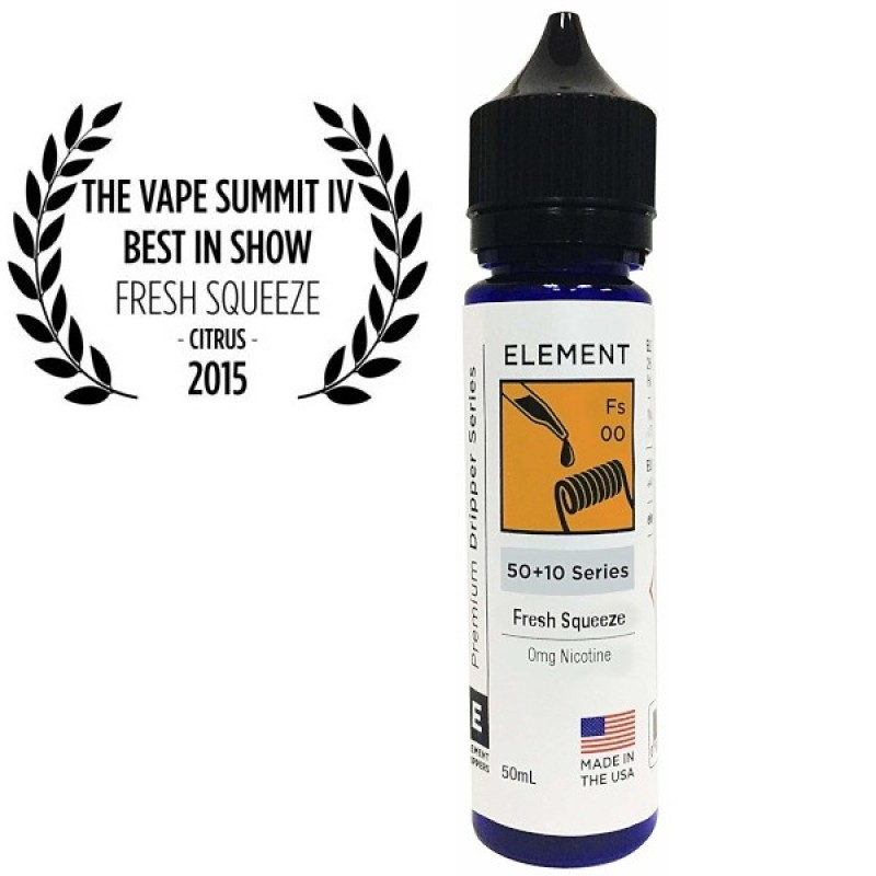ELEMENT Fresh Squeeze + Crema
