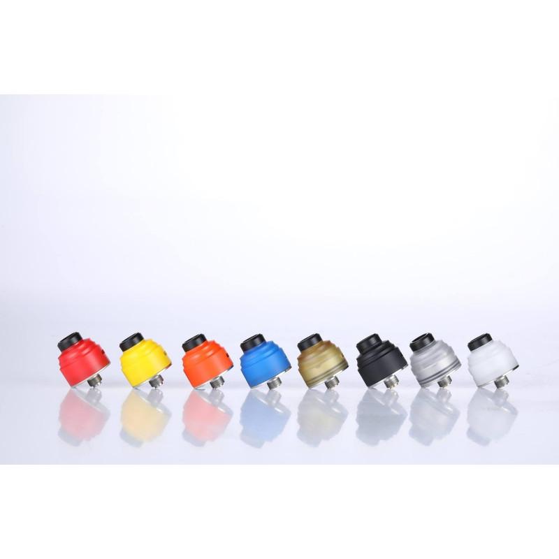 Gas Mods G.R.1 RDA Top Caps 22mm