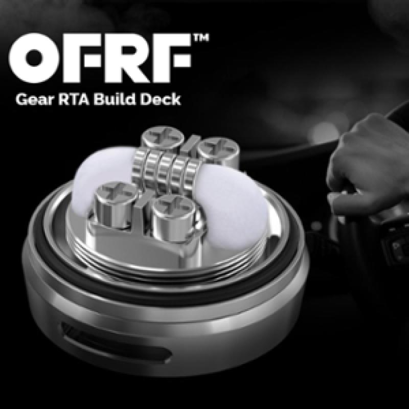 OFRF Gear RTA wickeldeck