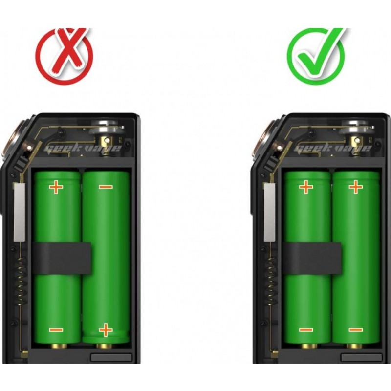 GeekVape MECH Pro Battery