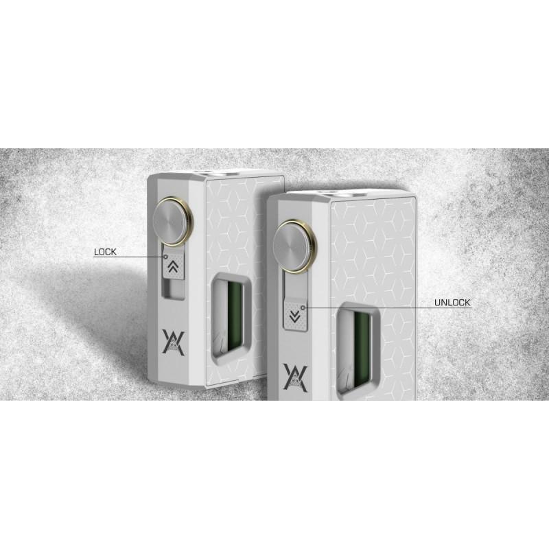 Geekvape Athena Squonk Kit unlock lock