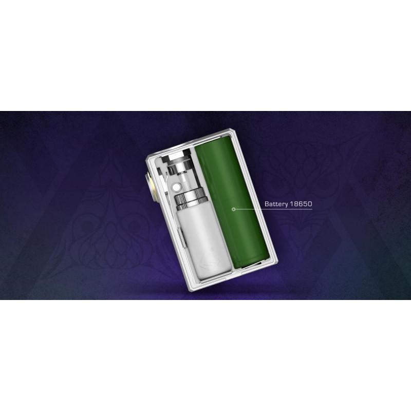 Geekvape Athena Squonk Kit battery and bottle