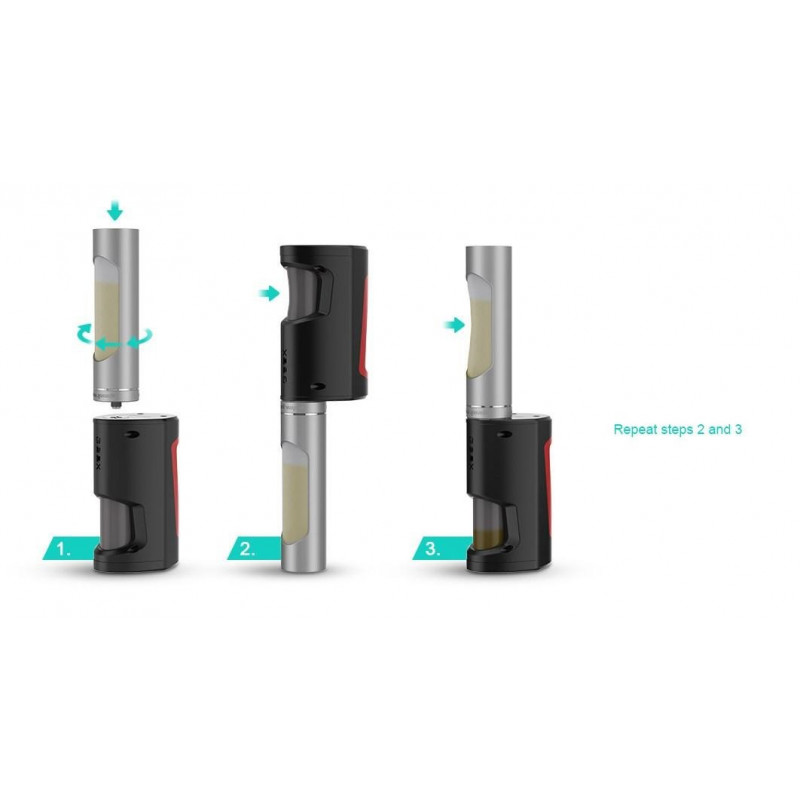 Geekvape Flask Liquid Dispenser anwendung