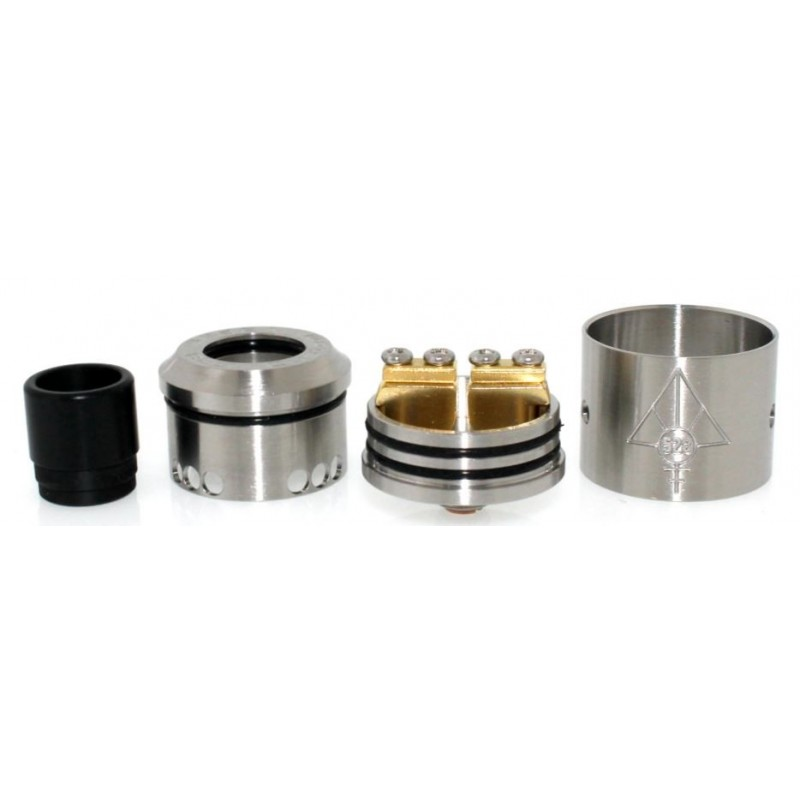 528 Custom Vapes Goon 22mm/24mm detail