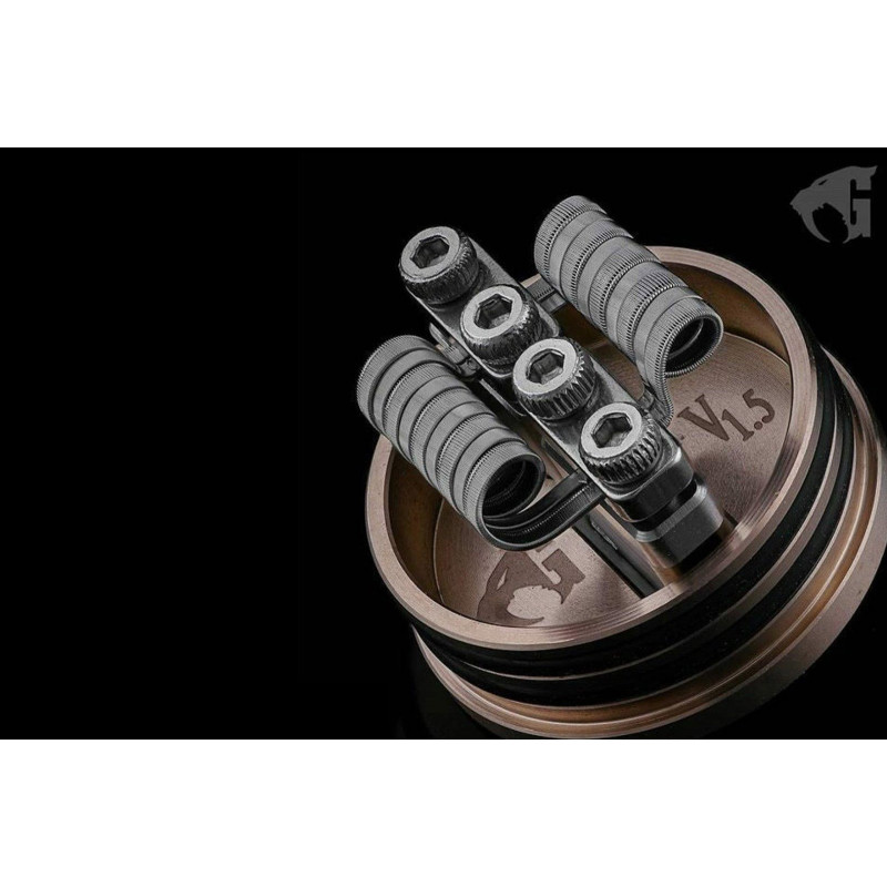 528 Custom Goon V1.5 RDA 22mm/24mm deck