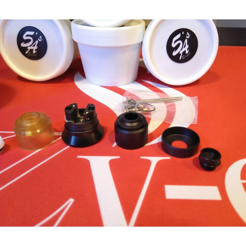 5a's Basic 1.1 Titan Edition Beauty Ring