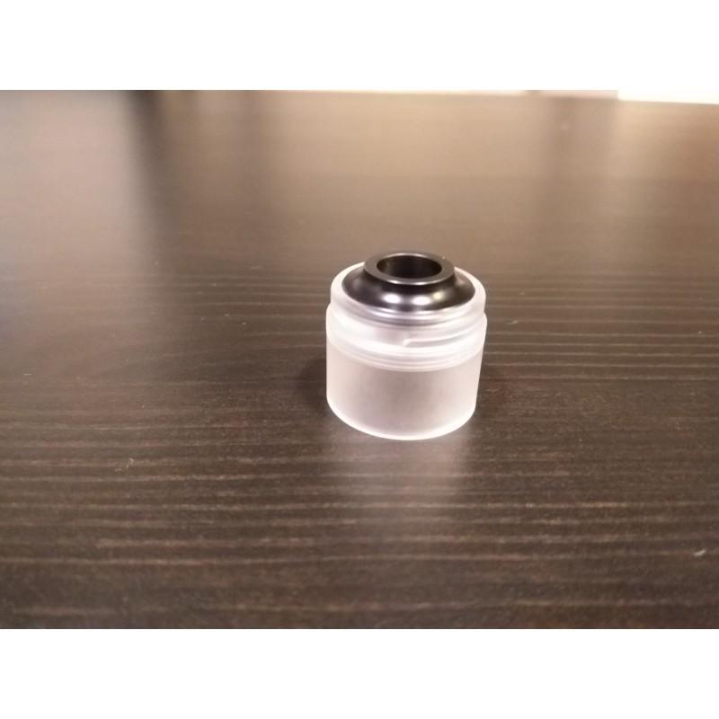 5a's Basic 2.0 Top Cap Ansicht Smoke Clear