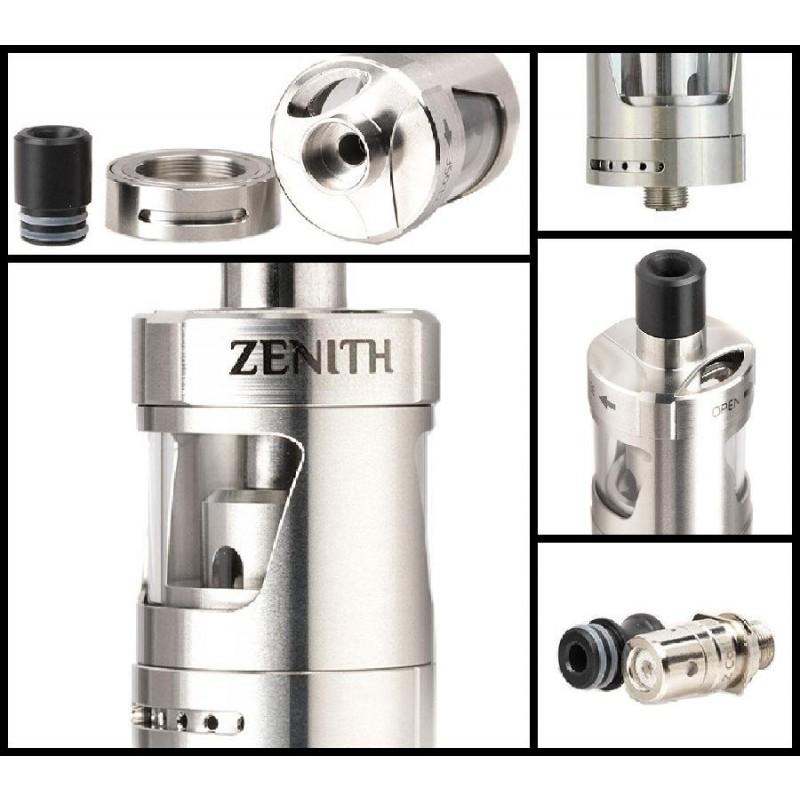 Innokin Zenith MTL Tank detail