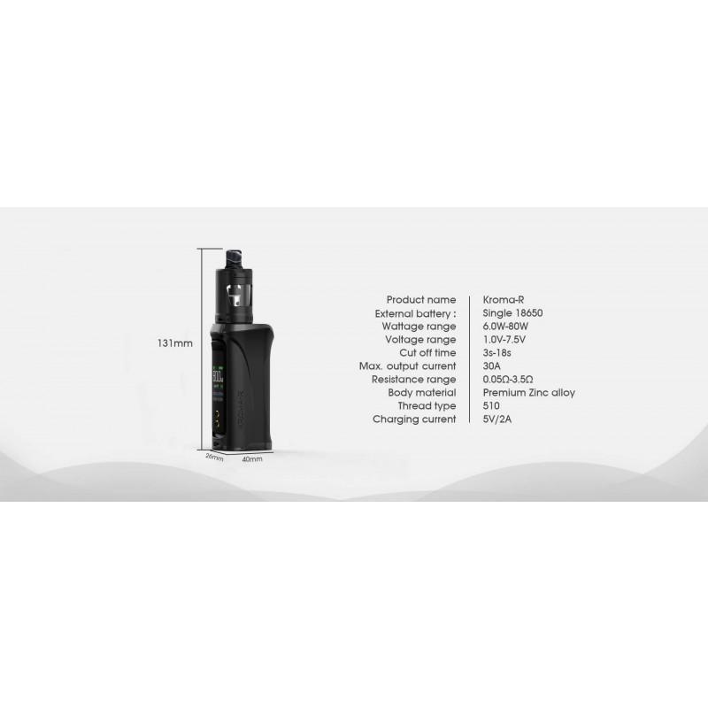 Innokin Kroma-R Zlide Kit masse