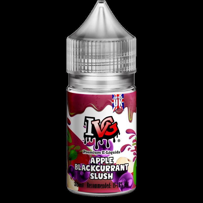 IVG Apple Blackcurrant Slush Flasche