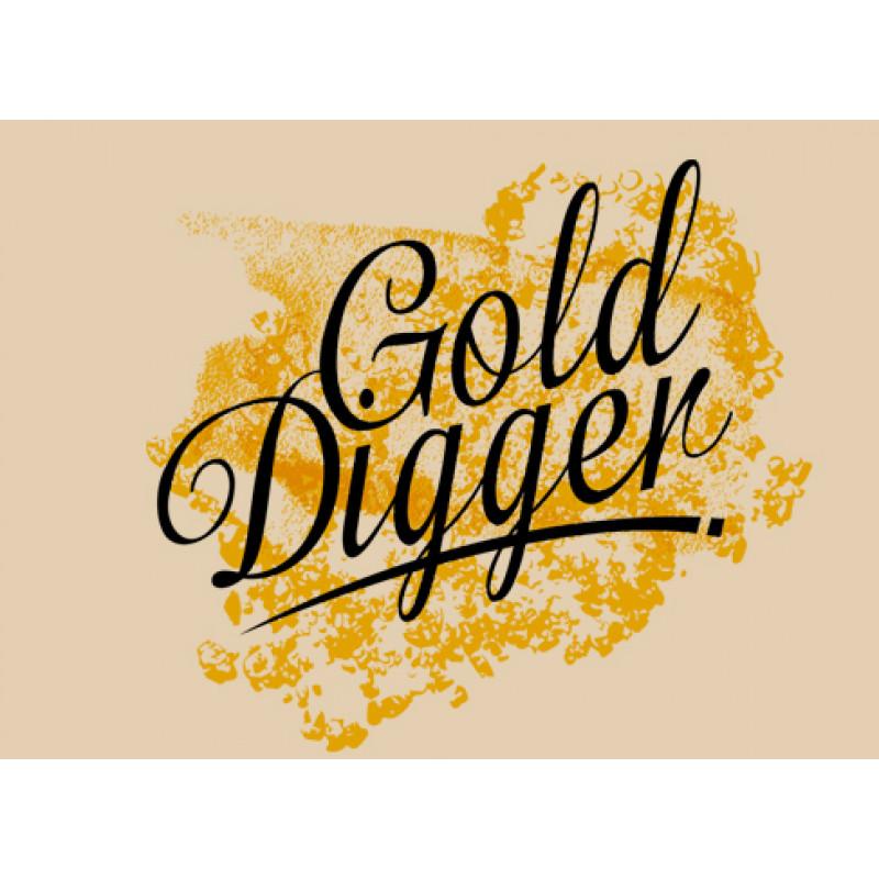 Ben Northon Gold Digger Logo