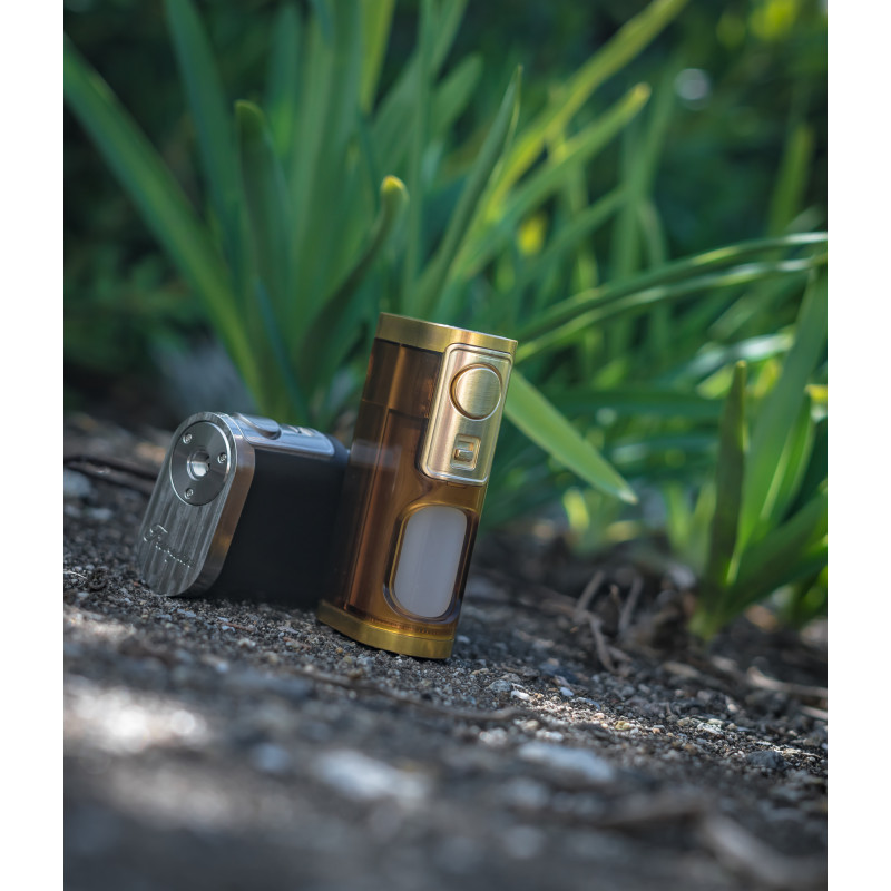 Lost Vape Furyan Brass-Black und Brass-Amber
