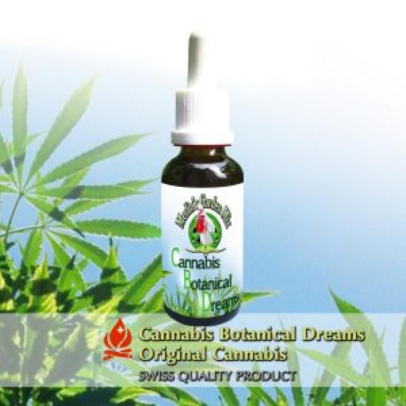 Merlin's Garden Mix Cannabis Botanical Dreams neutral