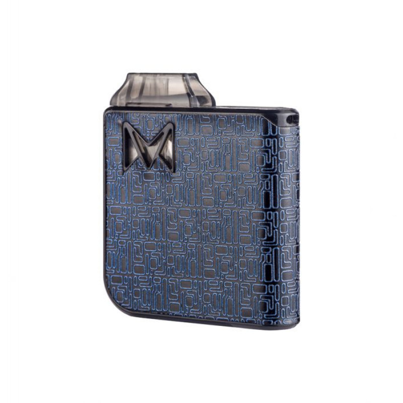 Smoking Vapor Mi-Pod Digital Blue hinten
