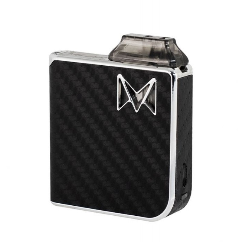 Smoking Vapor Mi-Pod Gentlemans Collection Black Suede