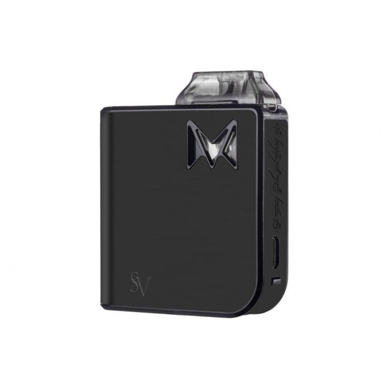 Smoking Vapor Mi-Pod Black Metal