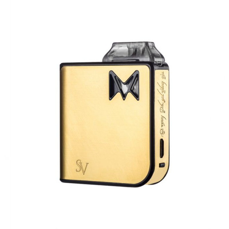 Smoking Vapor Mi-Pod Gold Metal