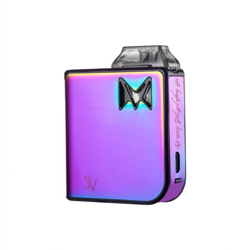 Smoking Vapor Mi-Pod Rainbow Metal