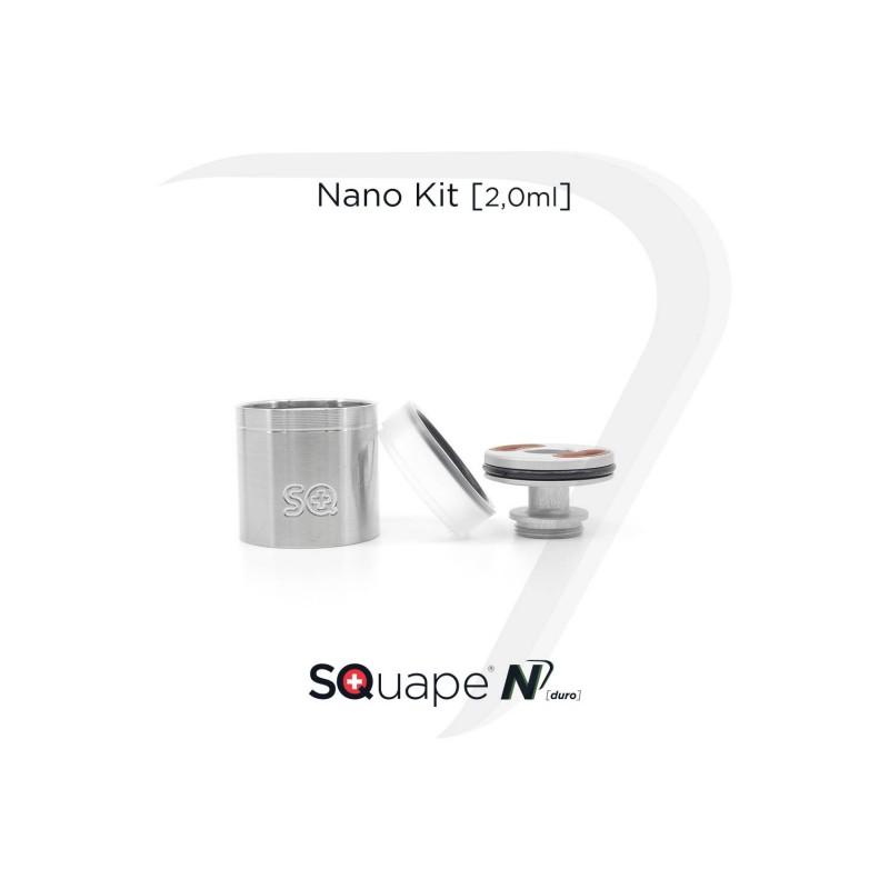 Stattqualm Squape N Nano Kit 2,0ml Lieferumfang