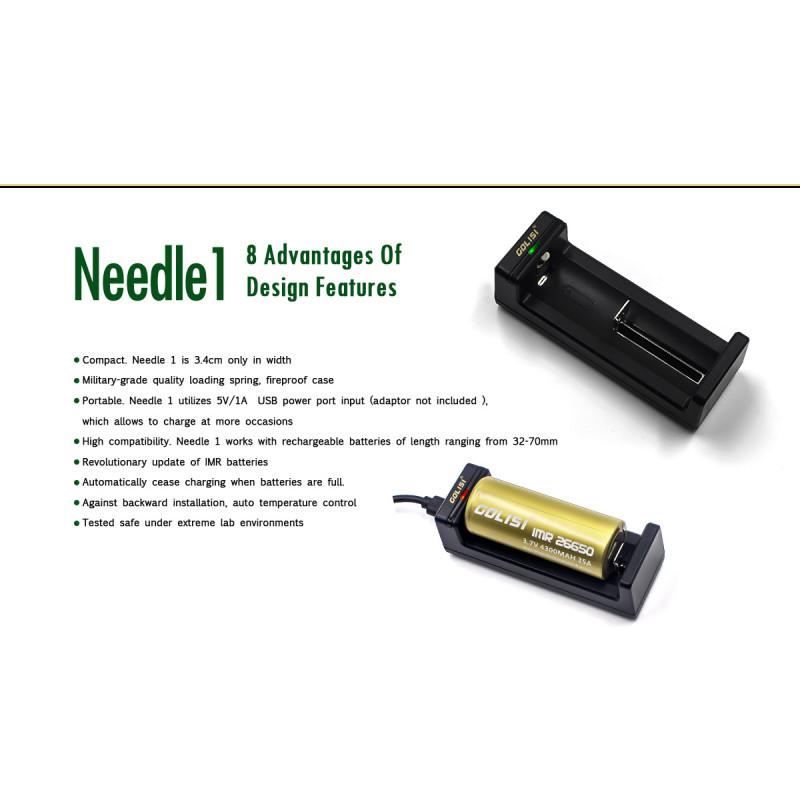 Golisi Needl1 Features