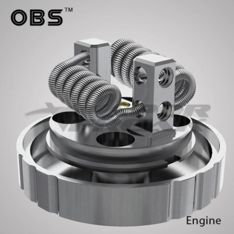 OBS Engine RTA Deck