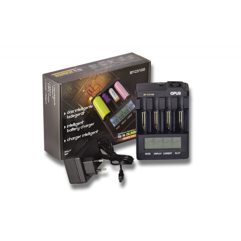 Opus BT-C3100 V2.2 box