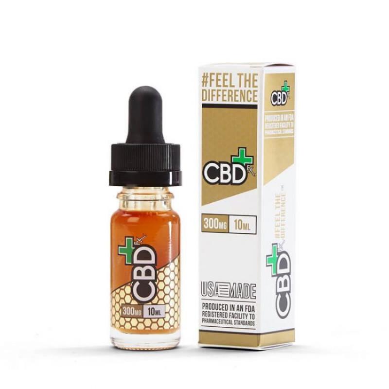 CBDfx CBD Vape Additive 300mg Flasche