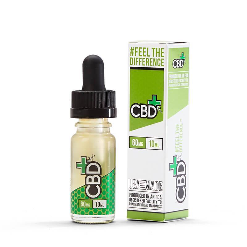 CBDfx CBD Vape Additive 60mg Flasche
